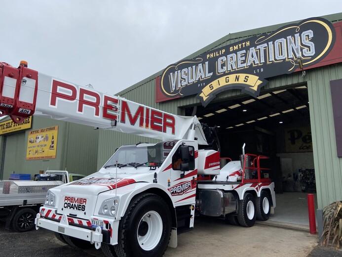 Premier Cranes 40T